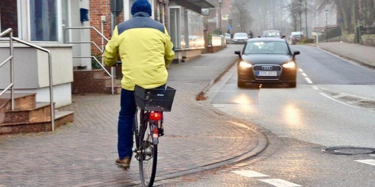 Rad fahren in Gettorf (3)